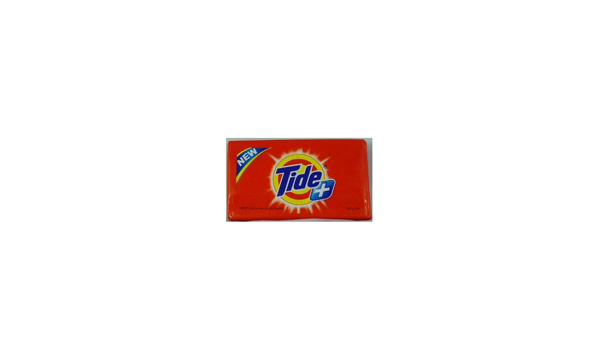 Tide Plus Detergent bar 140gm