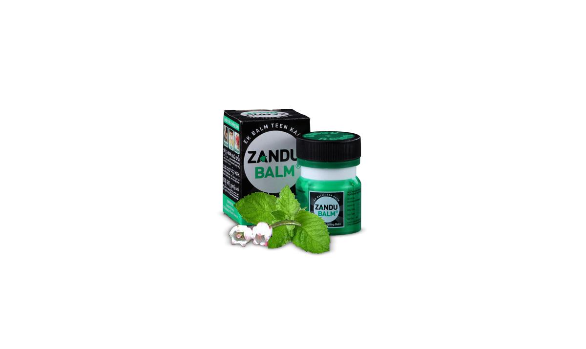 Zandu-Balm