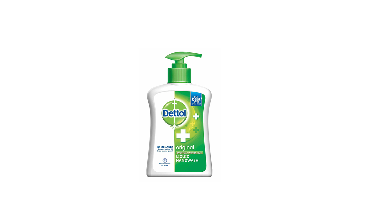 DETTOL LIQUID SOAP