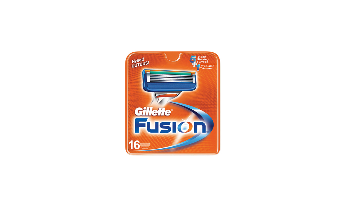 Gillette Fusion case study : developing a US$1 billion brand.